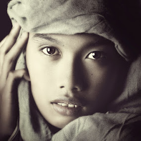 Lucelle by Roland Caranzo - Babies & Children Children Candids ( portrait photographers, cebu photographers, caranzo digital )