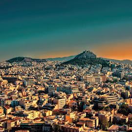 Sunset in Turkey by Jose Longueira - Landscapes Travel ( #turkey #destination #holiday #amazing )