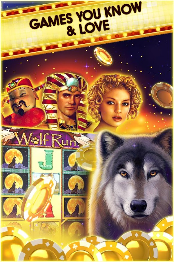 DoubleDown Slots & Casino Screenshot 4