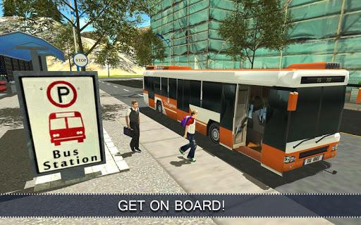 Commercial Bus Simulator 16 - screenshot