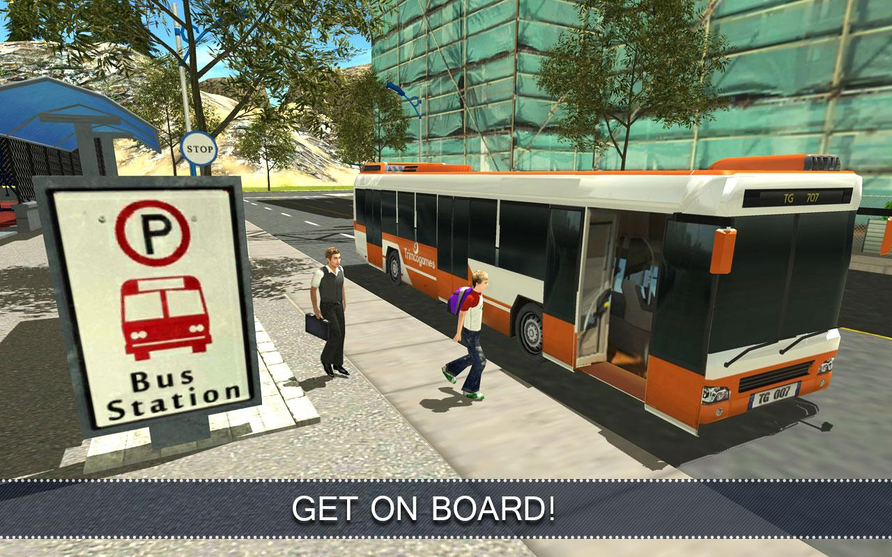 Commercial Bus Simulator 16 Screenshot 2