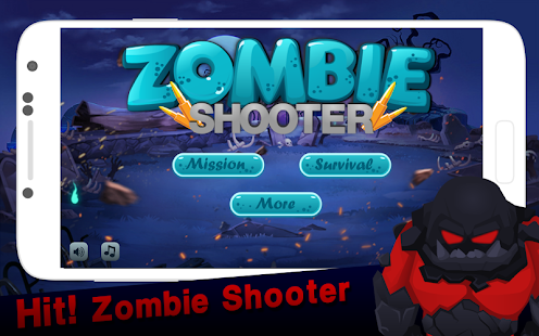 Zombie Shooter HD - screenshot