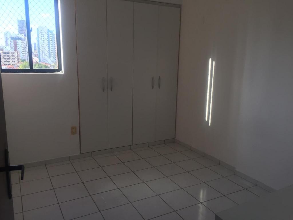 Apartamento com 2 dormitórios para alugar, 72 m² por R$ 945/mês - Manaíra - João Pessoa/PB