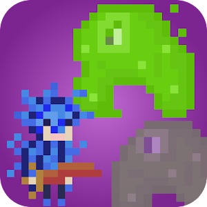 Pixel Rena - Slime Dungeon For PC (Windows & MAC)