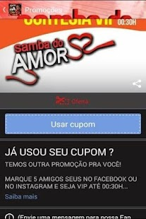 Samba do Amor - screenshot