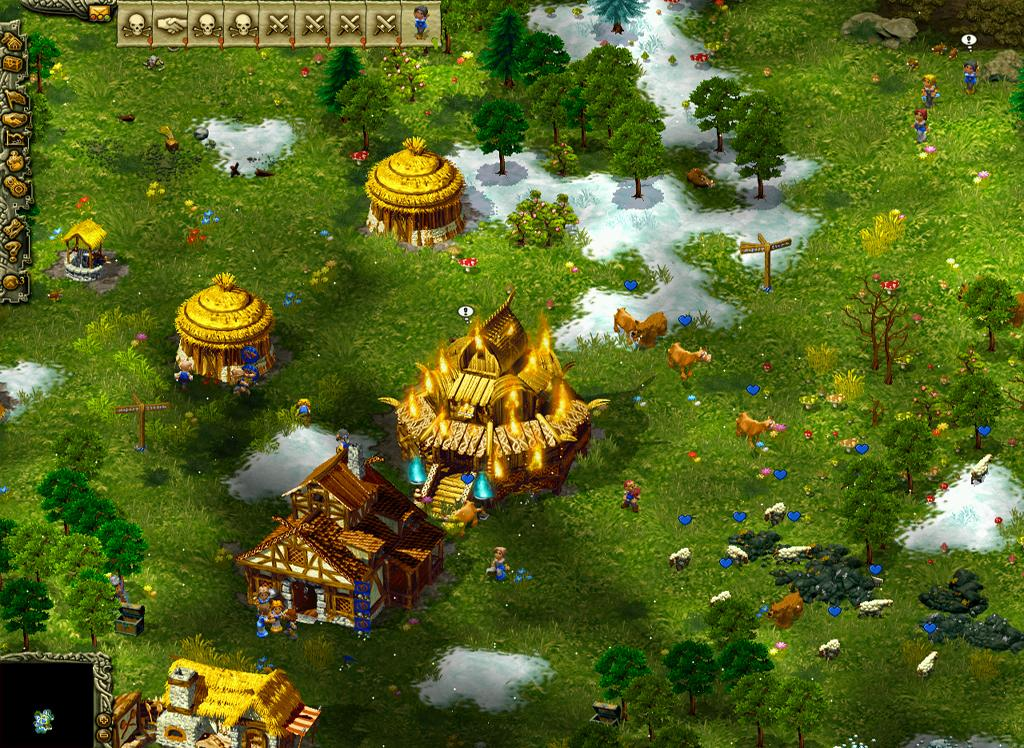 Cultures: Northland Screenshot 0