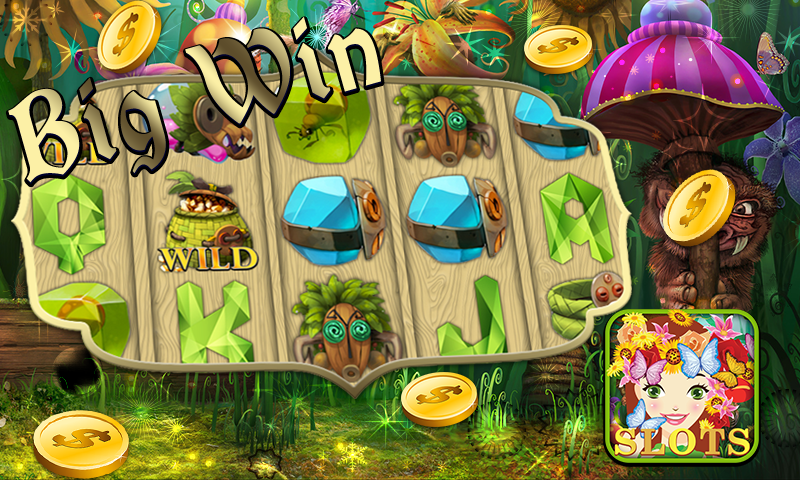 android Slots Beauty Golden Casino Screenshot 0