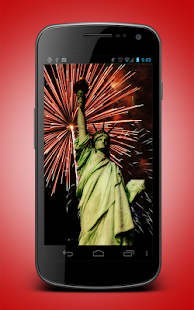 Statue of Liberty Wallpaper - screenshot