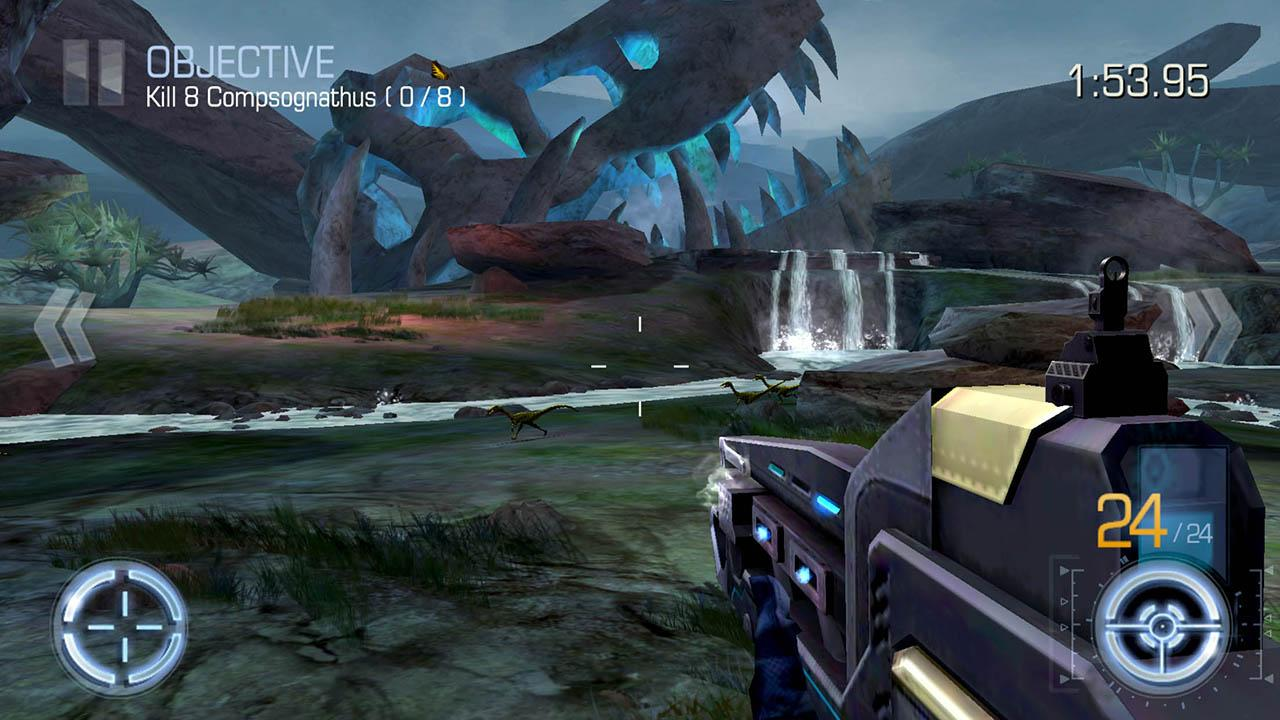 DINO HUNTER: DEADLY SHORES Screenshot 5