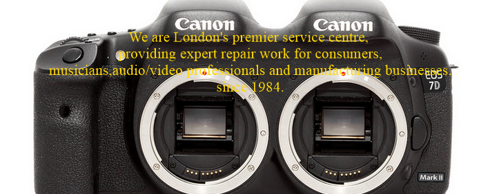 Camera Repair Service In Central London