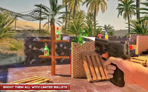 Expert Bottle Shoot 3D For PC