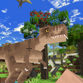 19.  Jurassic Craft mod for MCPE
