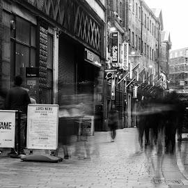 by Elliot Moore - City,  Street & Park  Street Scenes
