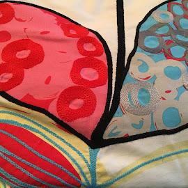 Stoff 4 by Marianne Fischer - Abstract Patterns