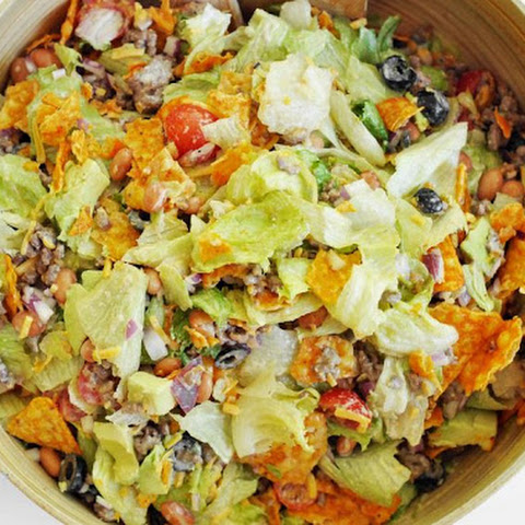 Doritos Taco Salad - 4 smartpoints