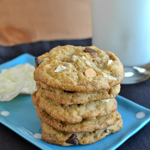 Clean Out Your Pantry Potato Chip Everything Cookies 30 cookies