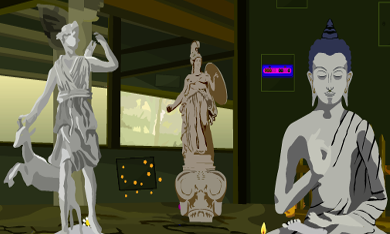android Escape From Statue Palace Screenshot 3
