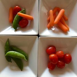 Crudités 2 by Lope Piamonte Jr - Food & Drink Fruits & Vegetables