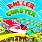 Crazy Roller Coaster Frenzy 3D Icon