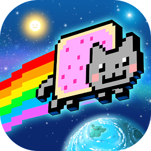 Nyan Cat: Lost In Space For PC (Windows & MAC)