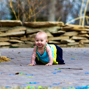 The Crawler by Shane Vandenberg - Babies & Children Babies