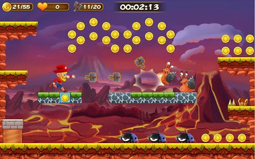 Super Adventure of Jabber screenshot 22