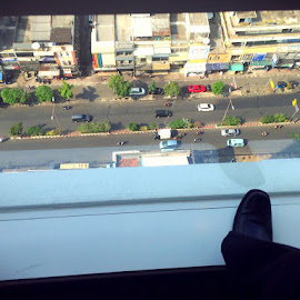The Giant  by Nova Oktaharfianto - Buildings & Architecture Office Buildings & Hotels ( jakarta - indonesia )