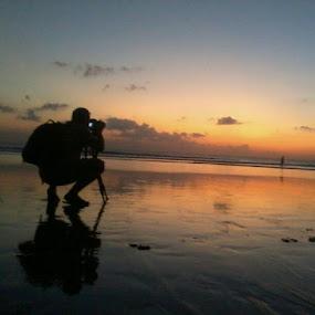 scene....sunset... by Awan Triyoga - Instagram & Mobile Instagram
