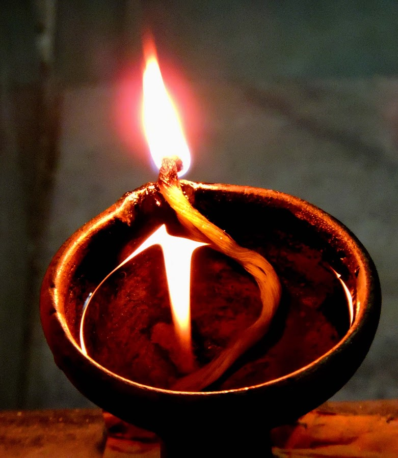 DIYA by SANGEETA MENA  - Artistic Objects Other Objects (  )