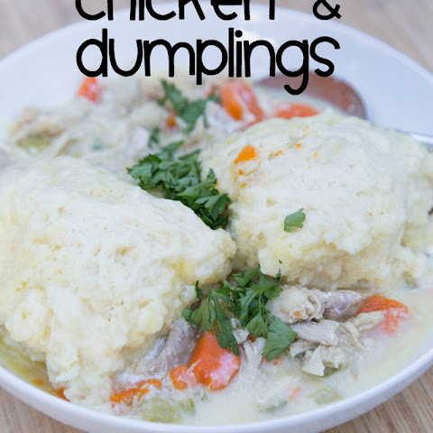 Chicken & Dumplings