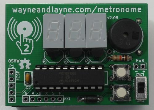Tap Tempo Metronome