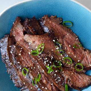 Flank Steak Marinade Low Sodium Recipes