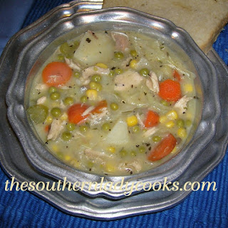 Southern Chicken Vegetable Soup Recipes