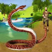 Game Hungry Anaconda Snake Sim 3D APK for Windows Phone