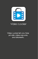 Screenshot of Video Locker - Hide Videos