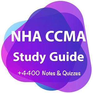 NHA CCMA STUDY GUIDE & Exam Prep App- Notes & Quiz For PC / Windows 7/8/10 / Mac – Free Download