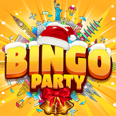 Bingo Party - Free Bingo Games Icon