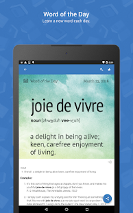 App Dictionary.com apk for kindle fire