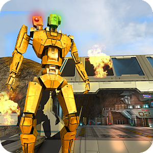 Download Futuristic Robot War Machines For PC Windows and Mac