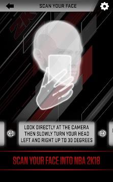 MyNBA2K18 apk screenshot