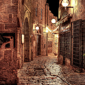 JAFFA by Dong Joel - City,  Street & Park  Neighborhoods ( street&park, neighborhoods, city )