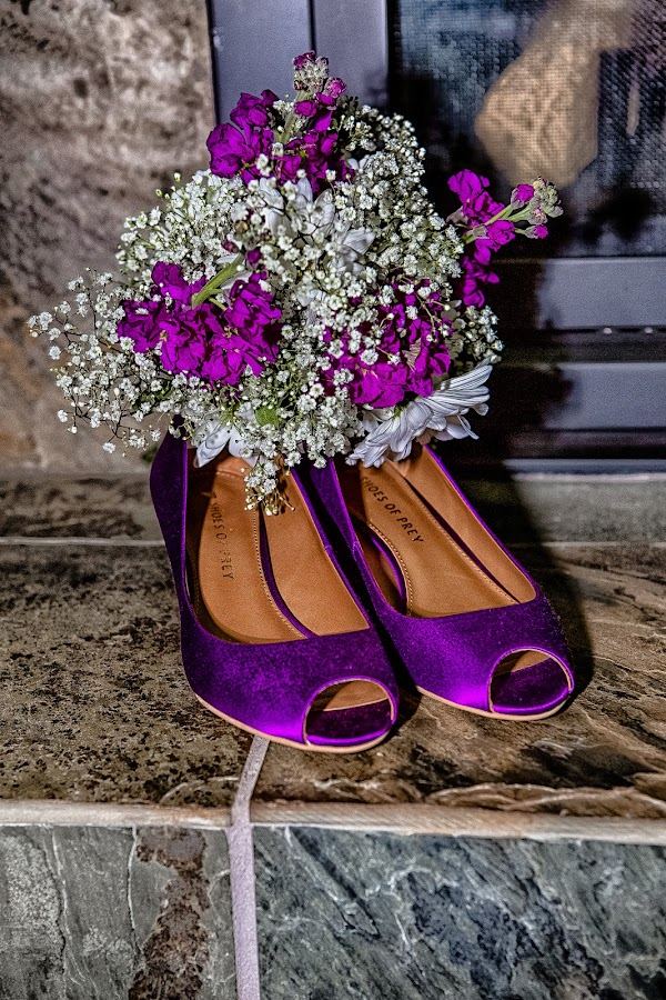 Bridal Shoes by Debbie Slocum Lockwood - Wedding Other