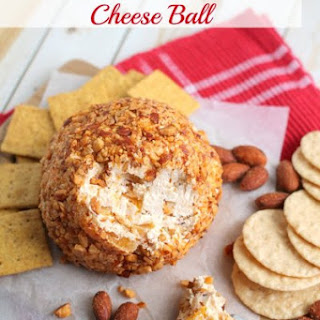 Sweet & Spicy Sriracha Cheese Ball