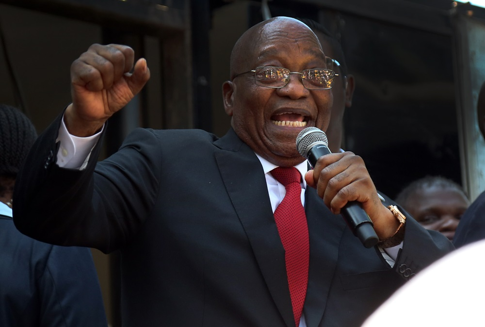 Zuma to fight court bid to cut his legal funding