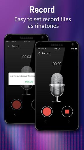 Ringtone Maker - Mp3 Editor & Music Cutter screenshot 2