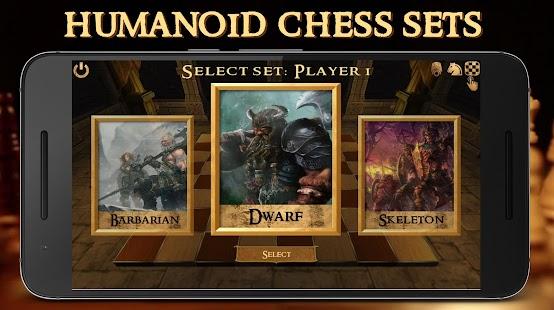 Battle Chess 3D APK for Kindle Fire