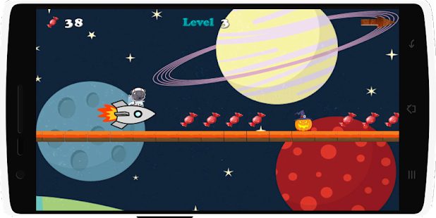 Pig in space free game - screenshot