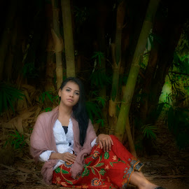 Laras by Agung Hendramawan - People Portraits of Women ( #modelling, #modelphotography, #photoshoot, #models, #model )