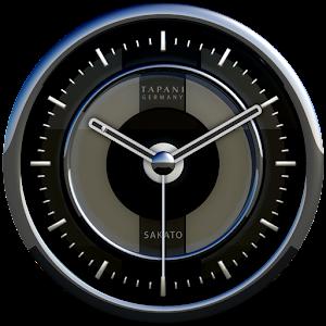 Sakato HD Design Clock Widget For PC / Windows 7/8/10 / Mac – Free Download