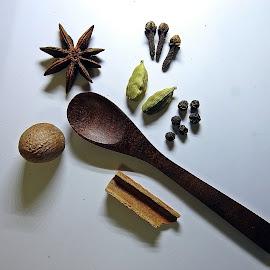 Hot! by Pradeep Kumar - Food & Drink Ingredients